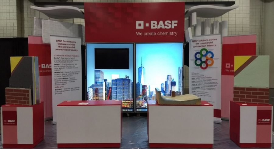Basf Neopor At The Aia Conference On Architecture Basf Neopor